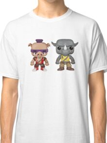 Bebop Rocksteady KIDS Classic T-Shirt