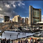 Nathan Phillips Square, Toronto Ontario Canada by Eros Fiacconi (Sooboy)