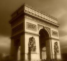 Arc de Triomphe by Josie Duff