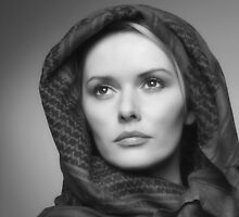 Scottish widow by Peter Stone