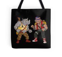 Bebop Rocksteady - Funny big print Tote Bag