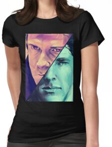 Watson and Holmes Womens Fitted T-Shirt