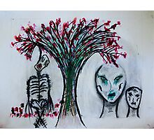 Death Fruit... Photographic Print