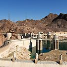 Hoover Dam by Tony Walton