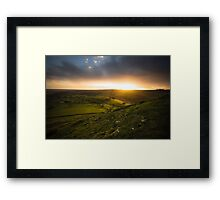 Mother nature never fails to amaze Framed Print