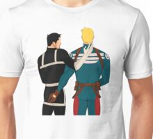Director and Commander Unisex T-Shirt