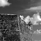 Old San Juan Fort by barkeypf