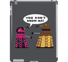 Teenage Dalek iPad Case/Skin