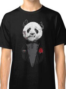 D panda godfather Classic T-Shirt