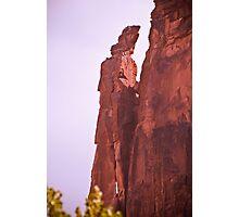 Pope Rock Photographic Print