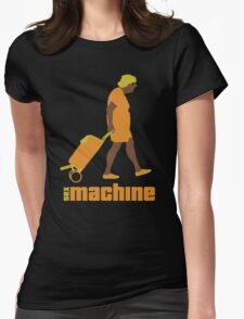 sexmachine - female version - style 002 Womens Fitted T-Shirt