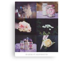 Wedding Collection Canvas Print