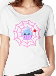 Sugarspider Cupcake Women's Relaxed Fit T-Shirt
