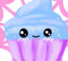 Sugarspider Cupcake Sticker