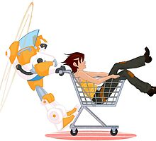 Grocery Shopping (Blades & Dani B) by 88bullets