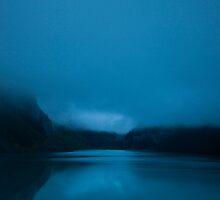 Early Morning Lake Louise by Frank Bibbins