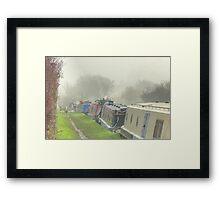Blisworth - Grand Union Canal Framed Print