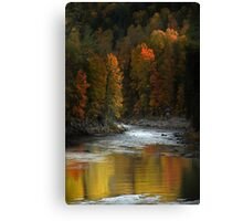 Canadian Landscape Canvas Print