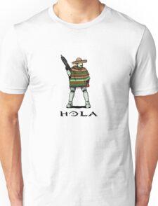 Hola Unisex T-Shirt