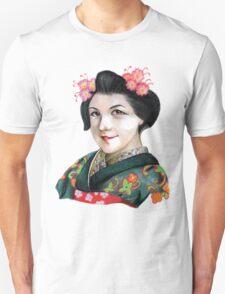 The geisha T-Shirt