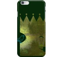 The Emperor and the Nightingale iPhone Case/Skin