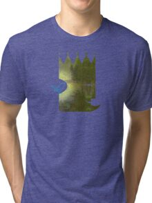 The Emperor and the Nightingale Tri-blend T-Shirt