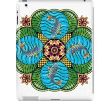 Japanese Carp Mandala iPad Case/Skin
