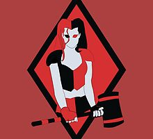 Harley Quinn by DCzartoryski