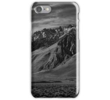 Winters End iPhone Case/Skin