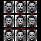 The Many Faces Of Michael Myers (Halloween) by MarkusLindberg