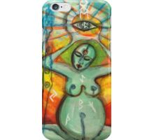 Eithne Sweeney Art, Litha summer solstice iPhone Case/Skin