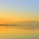 dream on lake by Mustafa UZEL