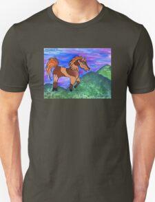 Painted Pony Unisex T-Shirt