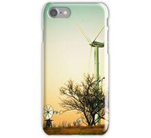 Windmill Museum iPhone Case/Skin