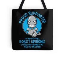 Robot Uprising 2 Tote Bag