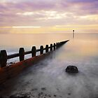 Rustington Seafront by Leon Ritchie