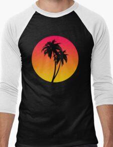 MASTER OF THE MIAMI SUNSET Men's Baseball ¾ T-Shirt