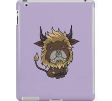 Blonde Feral Druid iPad Case/Skin