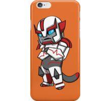 Grumpy Ratchet Kitty iPhone Case/Skin