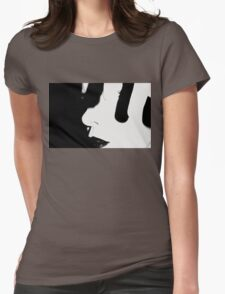 Prison of Hands Tee Womens Fitted T-Shirt
