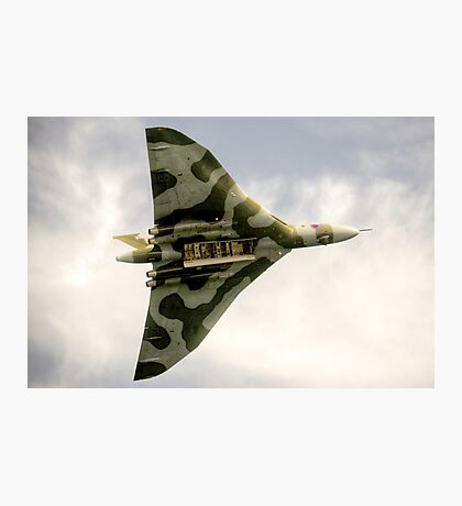 The Vulcan Bomber  Photographic Print