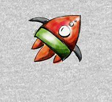 rocket ship Unisex T-Shirt