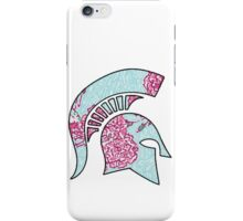 Pi Phi Lilly Spartan iPhone Case/Skin