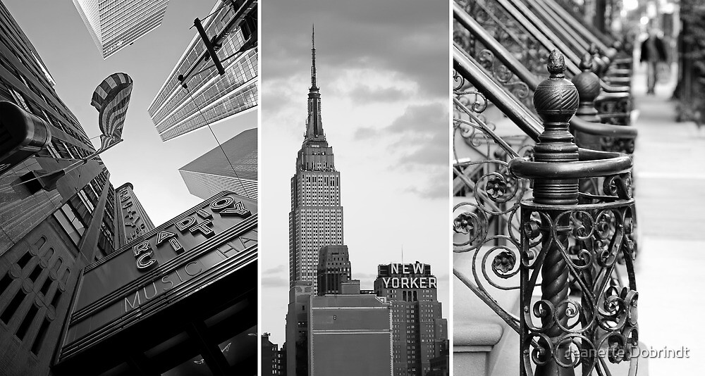 "NEW: Calendar ""Beloved New York"" by smilyjay"