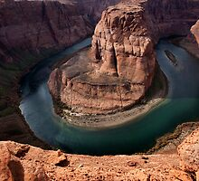 HORSESHOE BEND by Peter Kewley