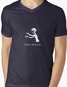 Grr. Argh. Mens V-Neck T-Shirt