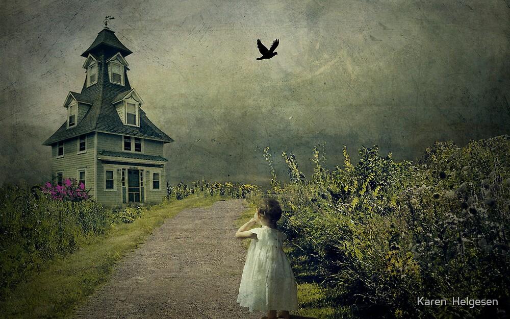 Come with Me.. by Karen  Helgesen