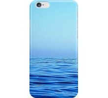 Serenity on the Ocean iPhone Case/Skin