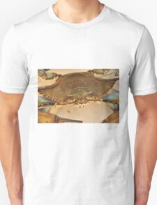Big Blue Claw Crab, As Is Unisex T-Shirt