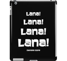 Lana!  iPad Case/Skin
